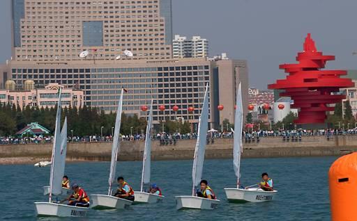 帆船比赛图片帆船简笔画