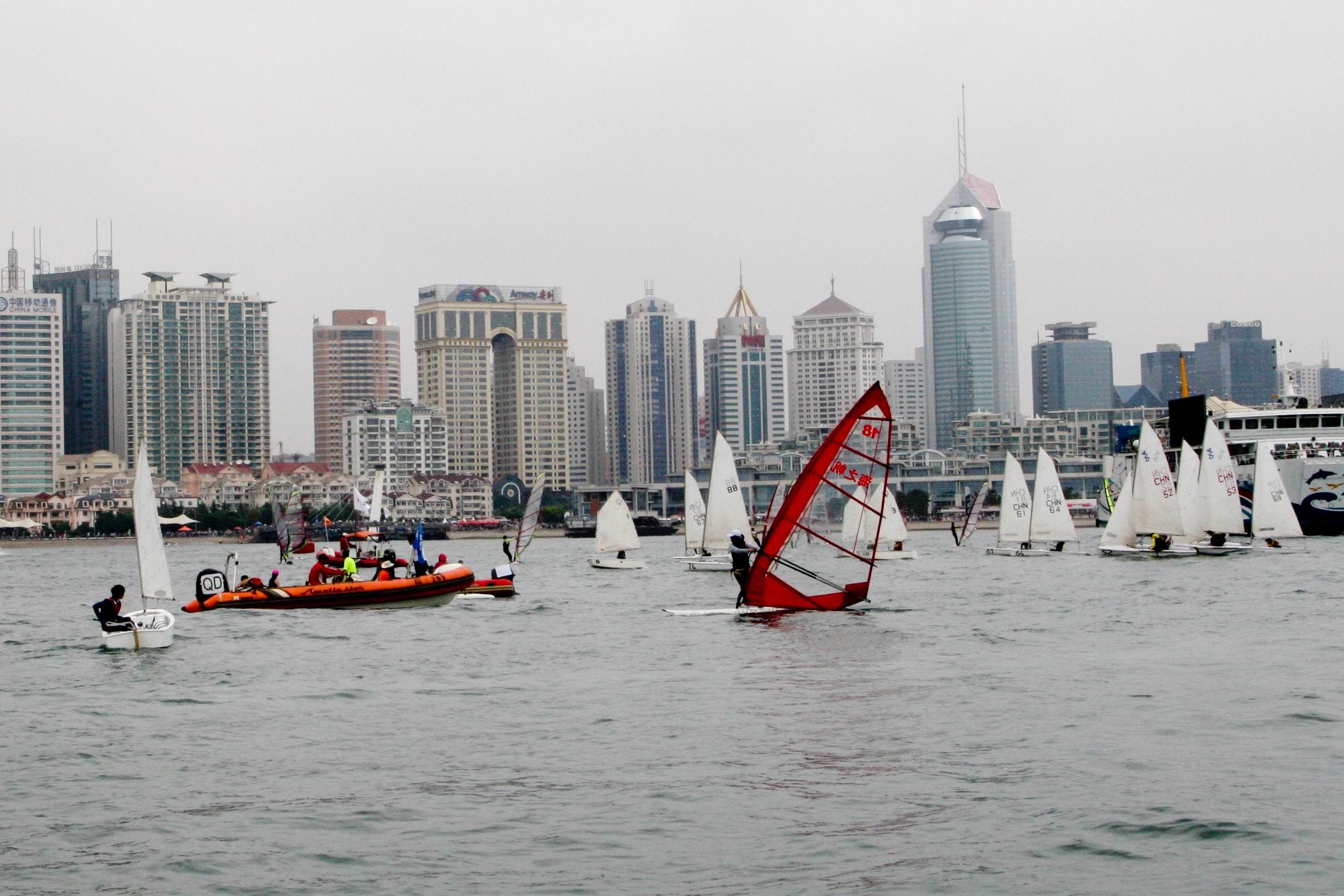 青岛市教育局网站_青岛城市帆船俱乐部联赛启动仪式 - 青岛帆船运动官方网站