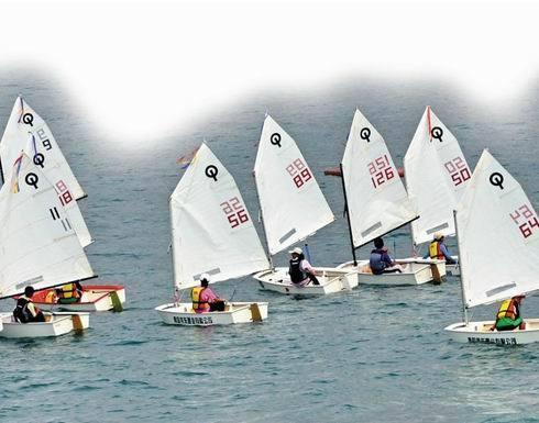 青岛国际op帆船赛开赛 - 青岛帆船运动官方网站