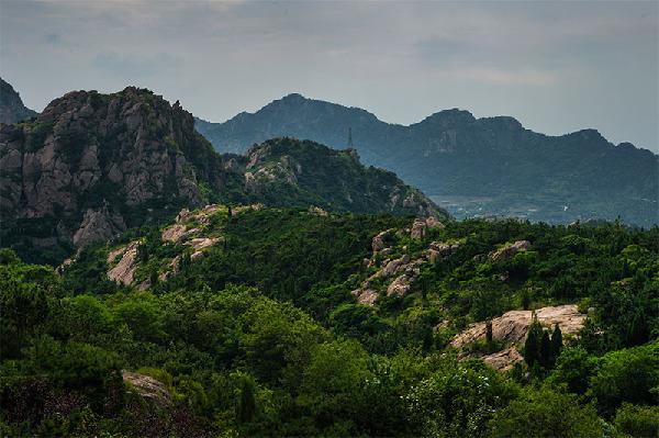 青岛珠山国家森林公园