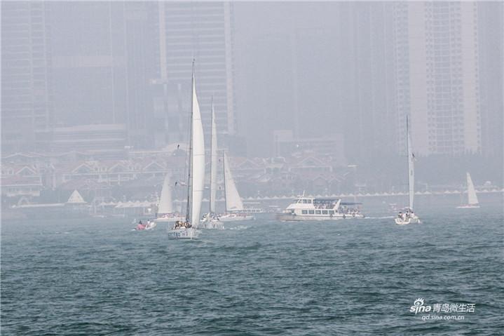 2014青岛国际帆船周·海洋节开幕