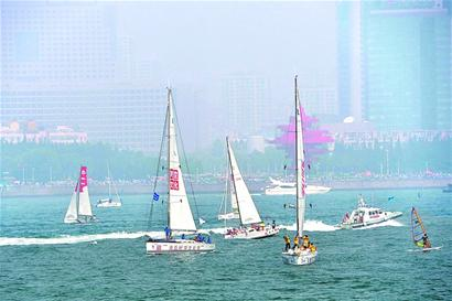 2014青岛国际帆船周·海洋节-青岛新闻网