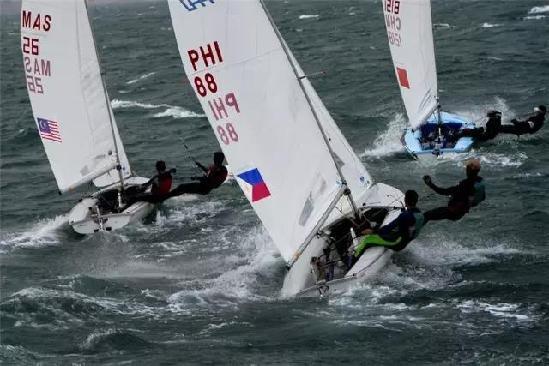 """开展""""帆船之都-青岛""""城市品牌宣传推介,申办2019国际op级世界帆船锦标"""