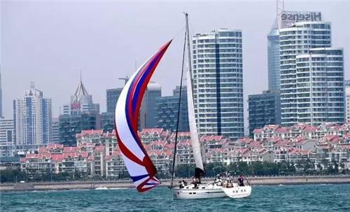 帆船之都青岛精彩图片赏